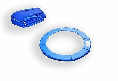 Trampoline Replacement Pad Padding Safety Net Cover Ladder Skirt 8 10 12 14Ft