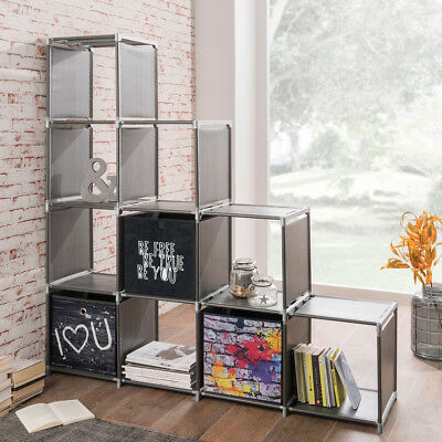 kinderzimmer regal stapelbox mit innenkasten kunststoff box aufbewahrungsbox eur 16 95. Black Bedroom Furniture Sets. Home Design Ideas