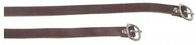 Spores Spur straps Leather brown ARBO-INOX