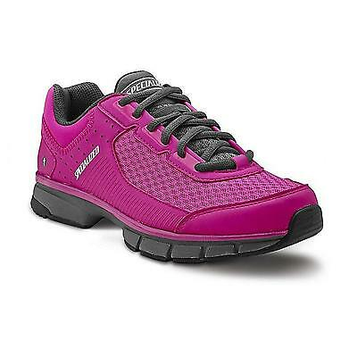 Specialized Cadette Womens Shoes - Pink / Carbon