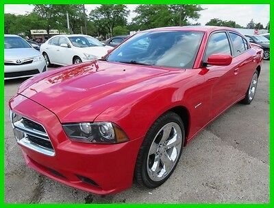 2011 Dodge Charger RT Max 2011 RT Max Used 5.7L V8 16V Automatic RWD Sedan clean clear title carfax low