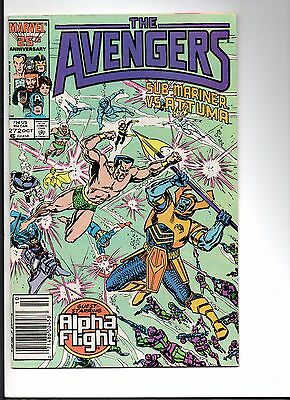 The Avengers #272 (Oct 1986, Marvel) Fine