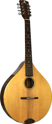Ashbury STYLE E OCTAVE MANDOLA. Solid Sitka Spruce Top, LOVELY! From Hobgoblin