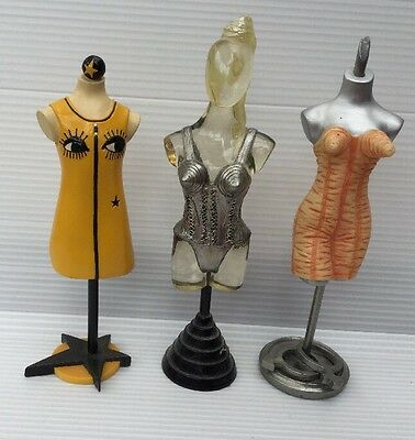 3 Latest Thing Style Sensations Mannequins - The Eyes Have It, Drama, Diva