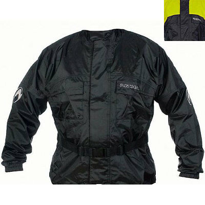 NEW Richa Rain Warrior Motorcycle Waterproof Over Jacket