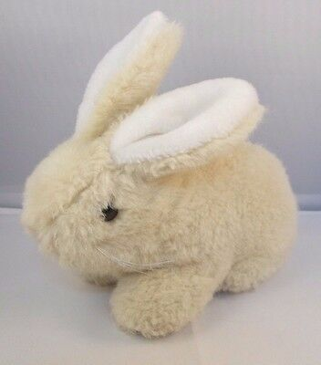 Eden Rattle Bunny Rabbit Plush 7""