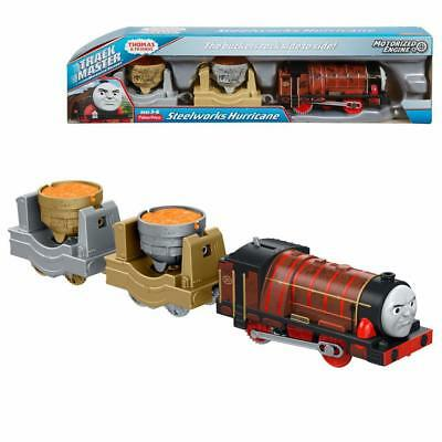 Thomas and Friends - Locomotive Steelworks Hurricane Trackmaster Revolution Matt