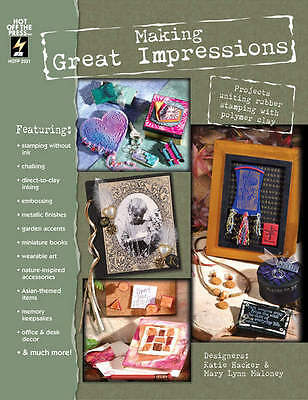 Making Great Impressions - Hot Off The Press