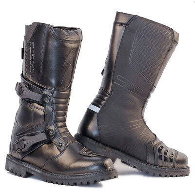 NEW Richa Adventure Waterproof Adventure/Touring Tall Motorcycle Boots