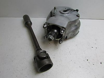 Kawasaki VN1500 1992 Rear Drive Shaft and Differential Diff