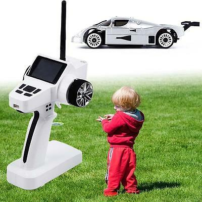 Popular Mini 2.4 GHz Digital Proportional Two Wheel Drive 2WD Enlectronic CarSP^