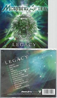 Cd--The Morning After--Legacy
