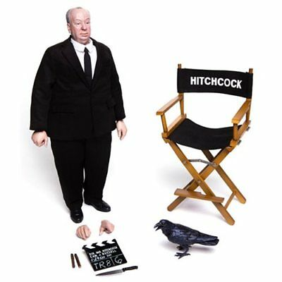 Alfred Hitchcock - The Master Of Suspense - 1:6 Scale Collectible Action Figure
