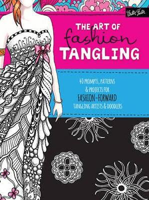 NEW The Art Of Fashion Tangling by Norma J. Burnell BOOK (Paperback) Free P&H