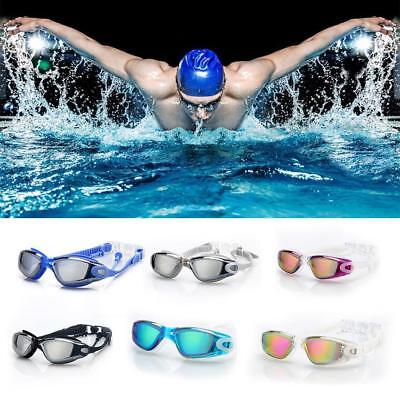 Swimming goggles UV protection waterproof men's and women's swimming glasses Gy