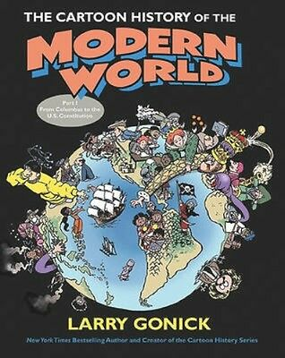 NEW The Cartoon History Of The Modern World Part 1 by Larry... BOOK (Paperback)