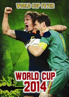 World Cup 2014 (World Cup Fever) (Hardcover), HURLEY, MICHAEL, 9781406266269