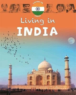 Asia: India (Living in) (Hardcover), Green, Dr Jen, 9781445148625