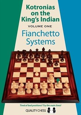 KOTRONIAS ON THE KING S IND V1 (Kotronias on the King's Indian) (Paperback), VA.