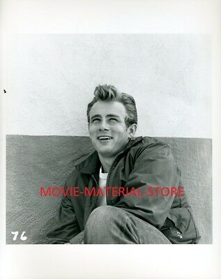 """James Dean Rebel Without A Cause 8x10"""" Photo From Original Negative #M6814"""