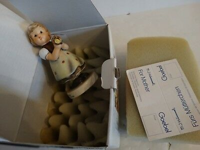 Hummel goebel figurine for mother #257/2/0 TMK-6 mark mint in box