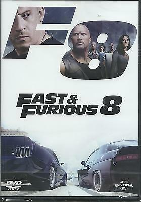 Fast and furious 8 (2017) DVD