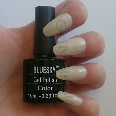 Bluesky VINTAGE BEIGE Special Edition UV/LED Soak Off Gel Nail Polish 10ml