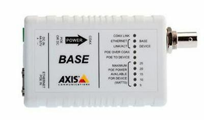 Axis 5026-401 - AXIS T8640 POE+ OVER COAX ADAP - Pair of Ethernet over COAX ...