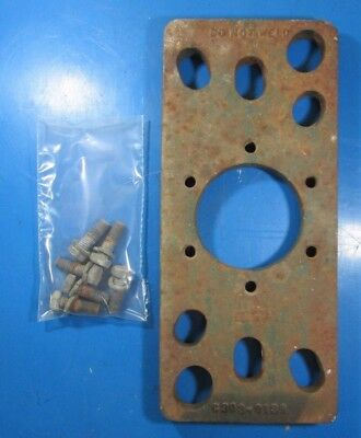 Chance Universal Install tool drive plate  for STL Screw In Foundations