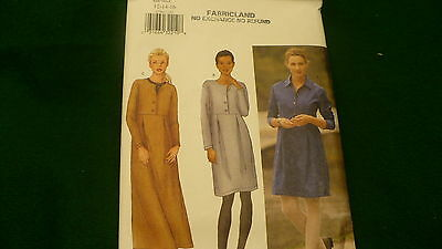 Butterick Fast & Easy dress pattern No. 67 60 Size 14-16 2000