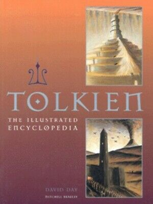 Tolkien: the illustrated encyclopaedia by David Day (Paperback / softback)