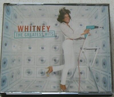 THE GREATEST HITS - HOUSTON WHITNEY  (CD x2)