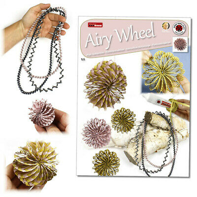 Karen Marie Klip: Airy Wheels, Instruktion