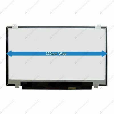 "Replacement HP Compaq Stream 14-AX000NA Laptop Screen 14"" LED LCD HD"