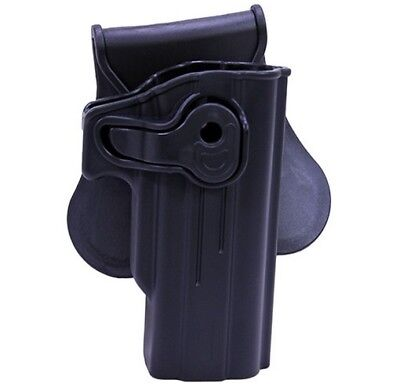 Bulldog Cases RR-HP Black RH Rapid Release Holster Fits High Point 40SW & 45ACP
