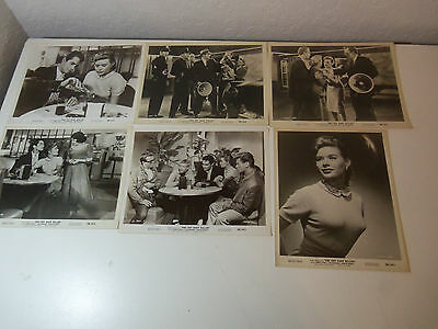1958 Lot 6 Vintage Photos THE CRY BABY KILLER Harry Lauter Carolyn Mitchell