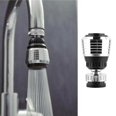 Kitchen Faucet Diffuser Swivel Nozzle Filter 360° Adapter Tap Water Saving Head
