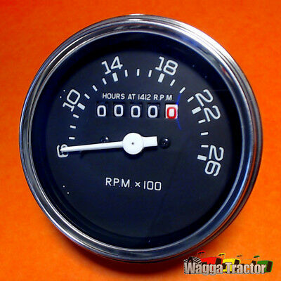 THD2362 Tachometer Tacho Gauge Chamberlain 9G Tractor with Perkins 4-270D Engine