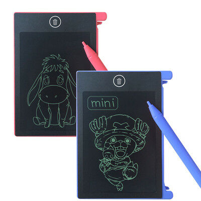 4.4 Inch LCD Writing Board Paperless LCD Writing Tablet Office Drawing MZZ