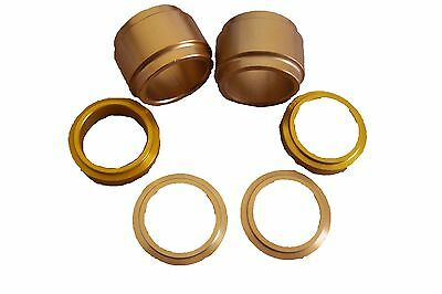 Kart Wheel Spacers For 25mm Stub Axles Brand New Mixed Pack of Six