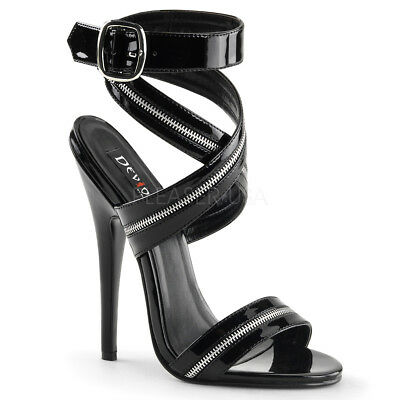 DOMINA 119  Pleaser USA High Heels Plateau Poledance  Pumps