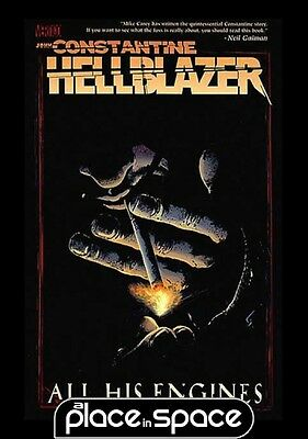 Hellblazer All His Engines - Hardcover