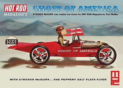 "Stroker McGurk ""Ghost of America"" Hot Rod skill 2 MPC model kit#866"