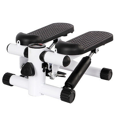 Mini Stepper Legs Arm Thigh Fitness Exercise Gym Aerobic Workout Machine Stepper