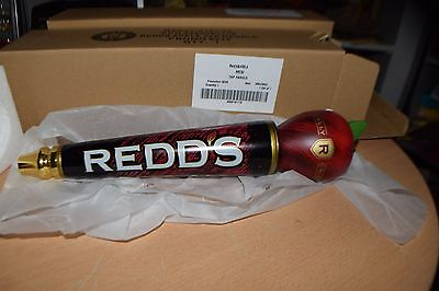 "Redd's Apple Ale 12"" Beer Tapper Handle Tap Knob NEW IN BOX"