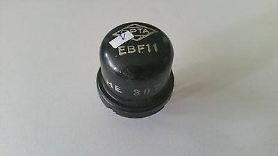 EBF11 Opta  tested good on Funke W19S  Röhren / tubes Nr.01