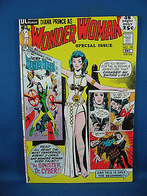 Wonder Woman 197 Vf Nm 1971