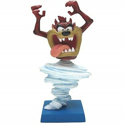 Spinning Taz Tasmanian Devil Looney Tunes Bobble Head Collectible Figurine 5.75""