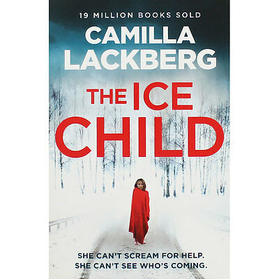 The Ice Child by Camilla Lackberg (Paperback), New Arrivals, Brand New