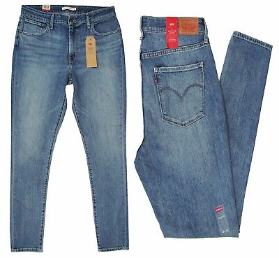 Genuine Levis 721 Original Women Ladies High Rise Skinny Jeans Meant To Be